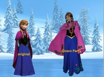 Anna Disney Frozen