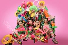 petrecere-clowni