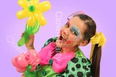 petrecere-clownita