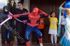 spidermanvenomharypotter