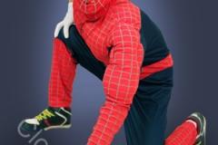 spiderman-rosu