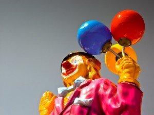 marioneta artisti plastic
