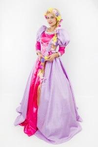 impact vizual costume Rapunzel