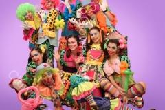 petrecere-copii-clowni