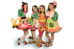 petrecere-copii-clownita