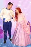 Printesa Ariel si Printul Eric