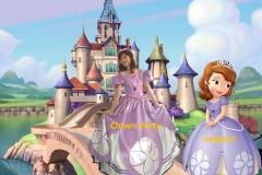Sofia Printesa Disney