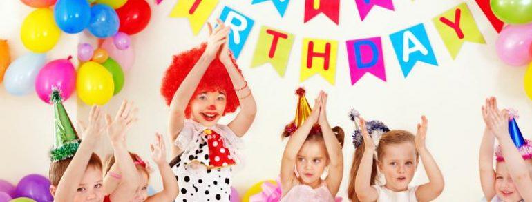 Pasi organizare petreceri copii