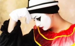 Sad Pierrot
