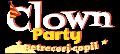 Petreceri copii Bucuresti Clown Party