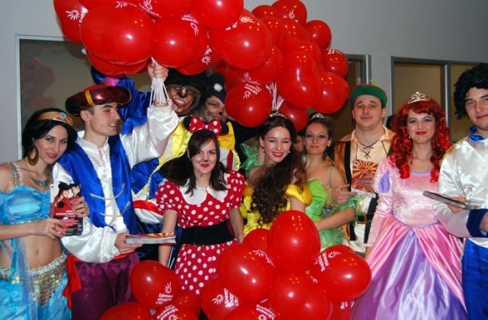 Personaje Disney petreceri copii