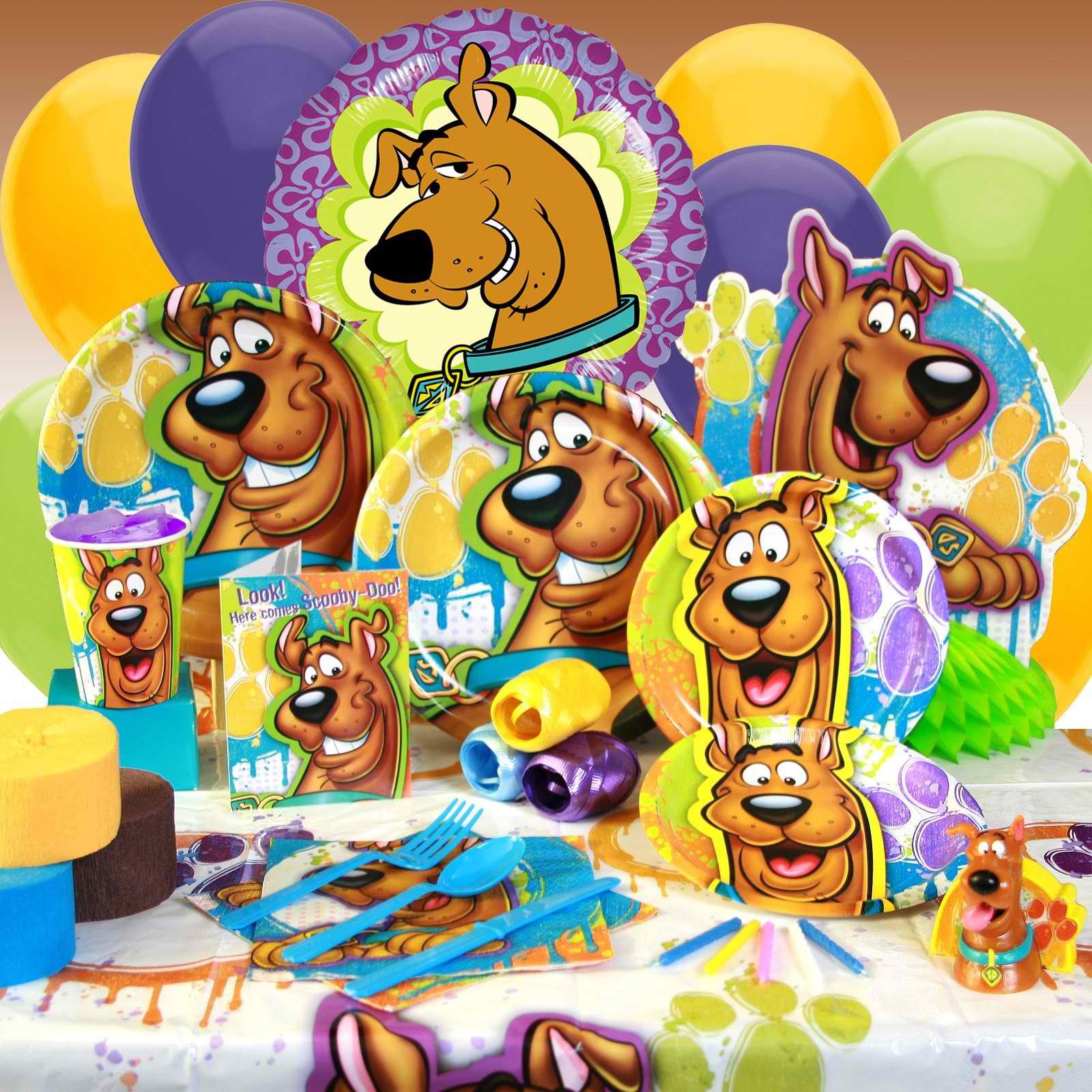 Pachet tematic scooby doo la petreceri copii - De scooby doo ...