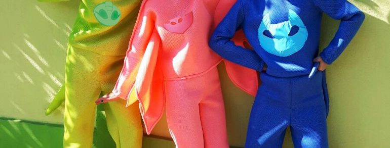 Eroi in pijamale Pj masks