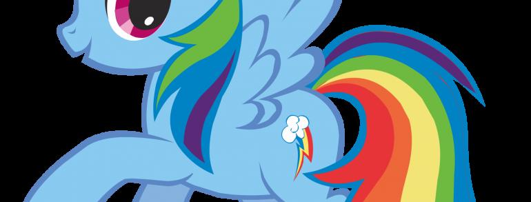 Povestea Rainbow Dash